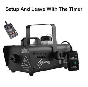 smoke machine hire Perth with timer