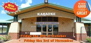 Karaoke Jukebox Singing Midland Perth