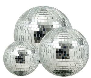 mirror-balls