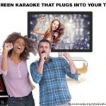 Cheap Touch Screen Karaoke machine Hire Perth