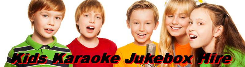 Kids Karaoke Jukebox Hire Perth