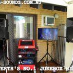 touch screen karaoke hire Perth