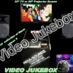 video jukebox hire Perth wa