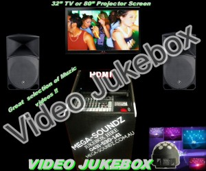 video Jukebox Hire Perth