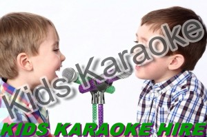 KARAOKE FOR CHILDREN PERTH