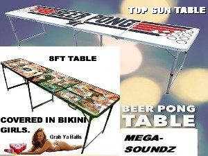 Beer pong table hire Perth