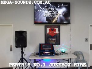 Touch Screen Karaoke Jukeboxes Seup Today Around Perth.