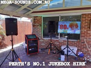 karaoke machine hire perth Bassendean