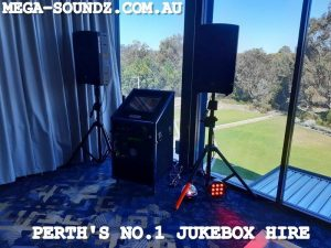 karaoke hire perth supplying jukeboxes for party's around Perth