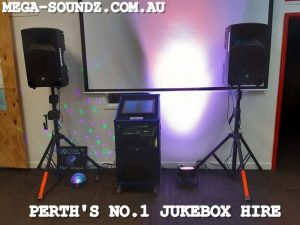 perth jukebox hire