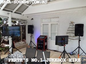 karaoke machine hire perth wa