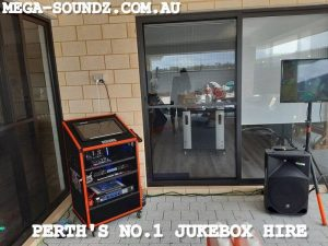 karaoke jukebox machine hire for all Perth party's