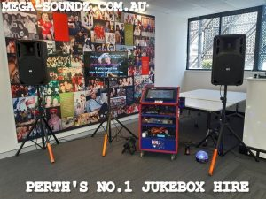 Best Karaoke Jukebox Hire Perth