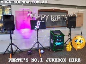 karaoke hire perth from the jukebox specialists