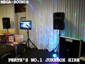 karaoke dj jukebox hire Perth