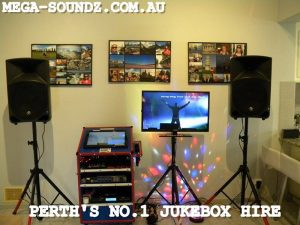 Perth's Best Touch Screen Karaoke Hire