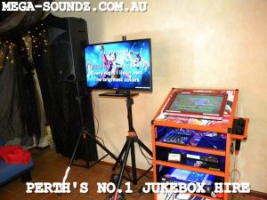 Karaoke Touch Screen Jukebox Hire Around Perth wa