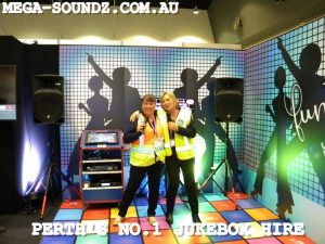 St Johns Ambulance karaoke Perth-Mega-Soundz Hire Jukeboxes