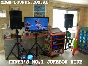 Touch Screen Karaoke Jukebox Hire High Wycombe Perth