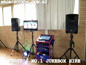 Jukebox Hire Perth-Touch Screen Karaoke Mt Helena
