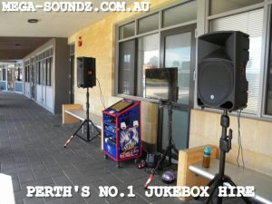 Karaoke For Any event in Perth-latest touch scren jukebox hire.