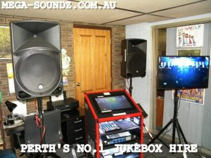 touch screen karaoke hre joondalup