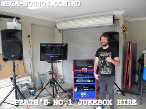 touch screen karaoke Jukebox hre Mindarie