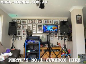 Halloween Karaoke jukebox hire perth-Mega-Soundz