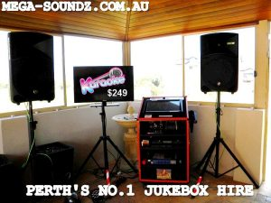 Hens Karaoke Party Jukebox Hire Perth-Mega-Soundz