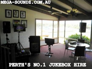Computer based karaoke jukebox hire for pubs clubs and large events around Perth