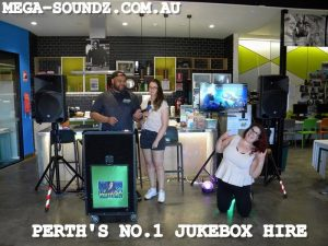 Computer Based Karaoke Jukebox Hire Perth