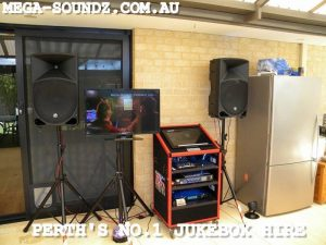 Perth's Best Touch Screen Karaoke Jukebox'es setup today around Perth