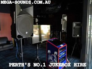 rent a karaoke machine from Perth's best.
