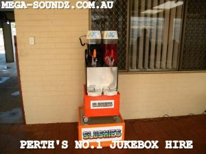 twin slushie hire Perth