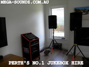 jukebox hire perth