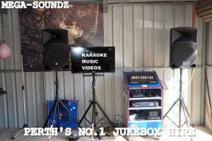 KARAOKE DJ PARTY JUKEBOX HIRE PERTH
