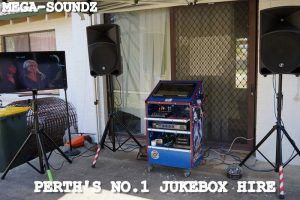 Jukebox With Karaoke Option For Hire Perth