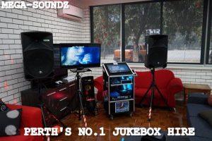 Touch Screen Karaoke Jukebox Hire Perth(NO LAPTOPS)