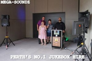 SWAN YOUTH KARAOKE JUKEBOX HIRE PERTH