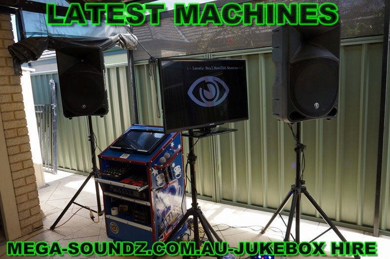 NO LAPTOPS-Full Size Karaoke Jukeboxes Only  | Karaoke
