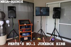 Touch Screen And Karaoke Party Jukeboxes For Hire Perth