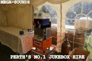 Best karaoke jukebox And slsuhie hire Perth