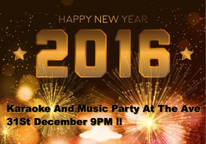 News Years Eve Karaoke Party At The 7th