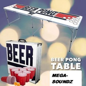 Beer Pong Table Party and Jukebox Hire Perth