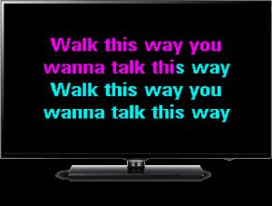 Touch Screen Karaoke Jukebox Hire From Mega-Soundz