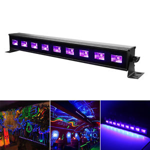 UV Strip Light Hire Perth