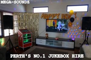 Perth's no 1 for karaoke jukebox hire