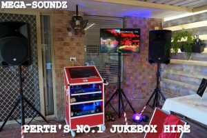 Amazing Touch Screen Karaoke And Music Video Jukebox Hire Perth.