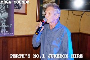 Karaoke Jukebox Singing Saturdays Perth.