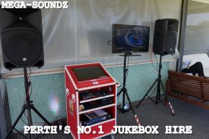Karaoke Touch Screen Jukebox Hire Perth(NO LAPTOPS)
